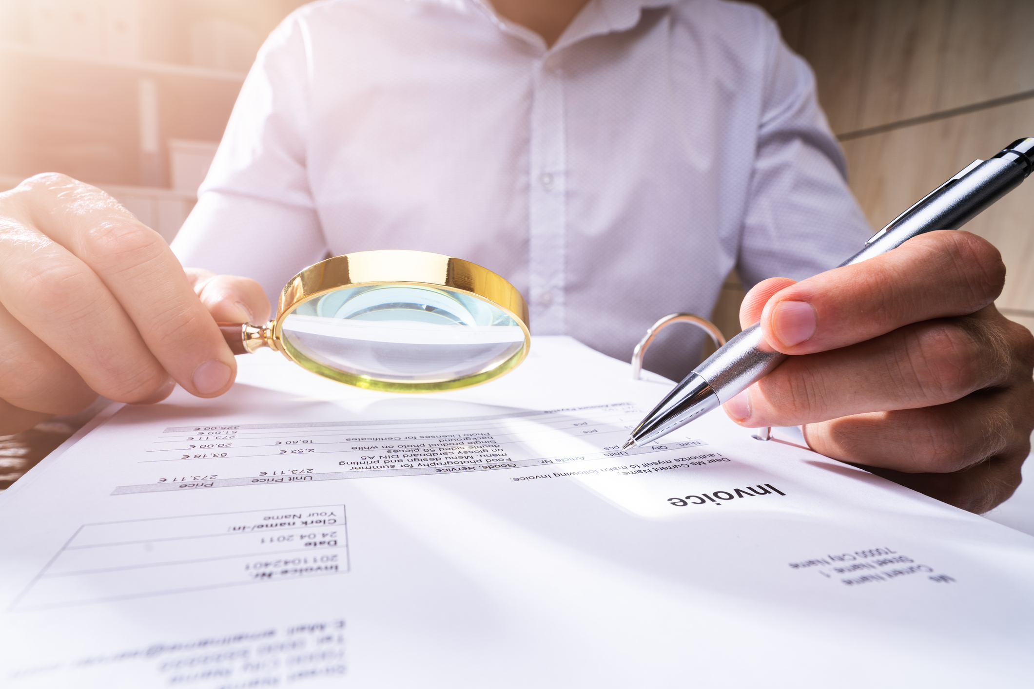 Common Reasons for Corporate Investigations